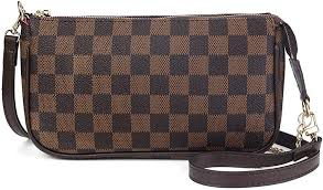 Checkered Crossbody <b>Bag</b> for <b>Women Luxury</b> Shoulder <b>Bags</b> ...