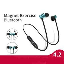 XT11 magnetic Bluetooth headset 4.2 wireless sports ... - Vova