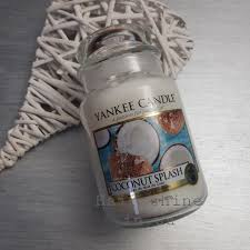 <b>Ароматическая Свеча</b> Yankee Candle Large Jar Coconut Splash ...