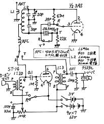 kd4e project page, resources, and schematics on simple am receiver circuit schematic
