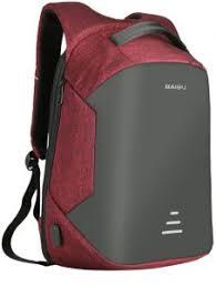 <b>BAIBU Men Backpack Anti</b>-theft Waterproof USB Charging Laptop ...