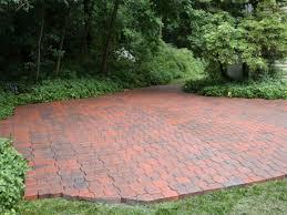 brick patio designs ideas