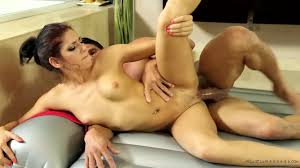 Naked Massage XXX Free HD Porn Videos PornDoe Hot bathroom sex with slender redhead Lexy Rose.