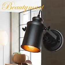 <b>Wall Lamp</b> American Retro Country <b>Loft Style</b> LED | Shopee Malaysia