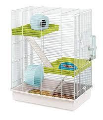 FERPLAST <b>Клетка для хомяков Ferplast</b> Hamster Tris 46 х 29,5 х ...
