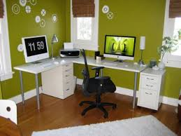 l shaped desks for home office modern simple white solid wood desk with gray polished steel amazing home office white desk 5 small
