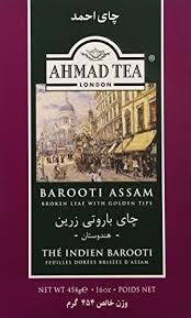 $10.99 <b>Ahmad</b> Tea London - Barooti Assam (<b>loose tea</b>) - 1lb (<b>Ахмад</b> ...