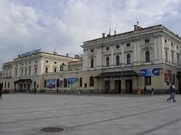 Gare centrale de Cracovie
