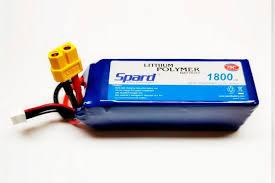<b>Аккумулятор Li</b>-<b>Po Spard</b> 1800mAh, 22,2V, 75C, XT60. YT020 ...