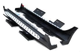 Комплект алюминиевых <b>порогов bmw style для</b> Хендай Айx35 ...
