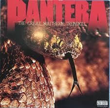 <b>Pantera - The Great</b> Southern Trendkill (1996, Vinyl) | Discogs