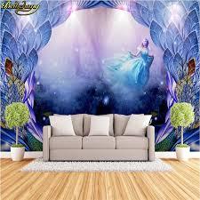 <b>beibehang Custom Photo Wallpaper</b> Large Wall Sticker 3D Dream ...