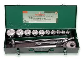 <b>Jonnesway</b> / <b>S04H6115SA</b> - набор головок 3/4`DR 22-50 мм 15 ...