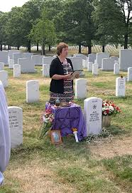 <b>Wiccans</b> dedicate grave at Arlington - News - Stripes