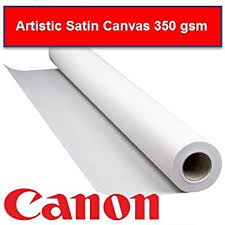 Canon Artistic Satin Canvas Inkjet Media - 350 GSM ... - Amazon.com