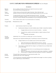 persuasive speech outline questionnaire template persuasive speech outline 4725785 png