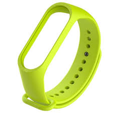 <b>Watch Brand For Mi</b> Band 4 Replace Strap Miband 4 Sport Silicone ...