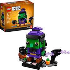 LEGO BrickHeadz Halloween Witch 40272 Building ... - Amazon.com