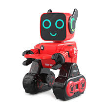 <b>JJRC R4</b> Multifunctional <b>Voice</b>-<b>activated Intelligent</b> RC Robot Sale ...