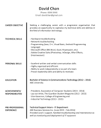 breakupus inspiring sample resume for fresh graduates it fresh graduates it professional jobsdb hong kong likable sample resume format captivating how to construct a resume also best skills to put on