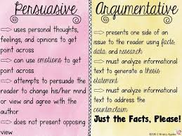 ideas about argumentative writing on pinterest  persuasive
