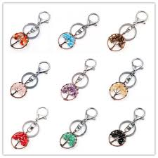 <b>FYJS Unique Copper Plated</b> Wire Wrap Circle Lobster Clasp Tiger ...