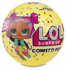 Кукла-<b>сюрприз LOL MGA</b> Entertainment Конфетти в асс - купить в ...