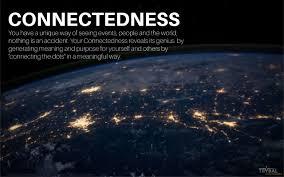 Bildergebnis für connectedness