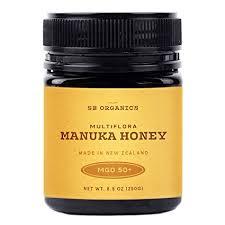 SB Organics Multiflora Manuka Honey MGO 50+ - 8.8 ... - Amazon.com
