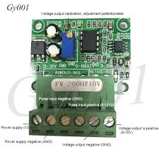 F/V Conversion Module <b>Frequency Conversion</b> to <b>0 10V</b>/5V <b>Voltage</b> ...