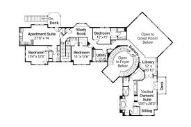 Lodge Style House Plans   Bentonville     Associated DesignsLodge Style House Plan   Bentonville     nd Floor Plan