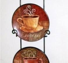 sink rack coffee kitchen decor