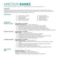 best administrative coordinator resume example   livecareeradministrative coordinator resume example