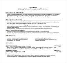 sas programmer resume free pdf template game programmer resume