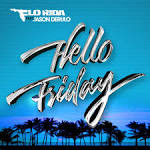 Hello Friday album by Flo Rida