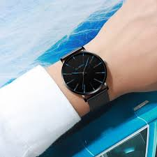 Online Shop Retro <b>Men Watch</b> Quartz Luxury Design Business ...