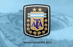 Torneo inicial  - Futbol  Argentino