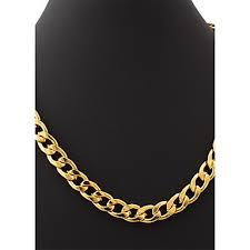 U7® Men's <b>18K</b> Chunky <b>Gold</b> Filled Hiphop Big Necklace <b>Gold</b> ...