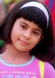Sanaa Saeed Childhood - Sanaa-Saeed-Childhood