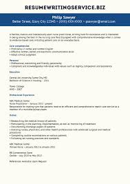 Nurse Practitioner Resume Examples for Profile with Certifications