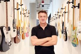 <b>Fender</b> sales boom as guitar playing surges during the pandemic