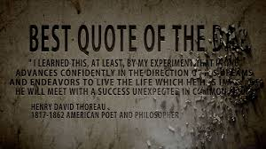 best quote of the day henry david thoreau i learned this best quote of the day henry david thoreau i learned this