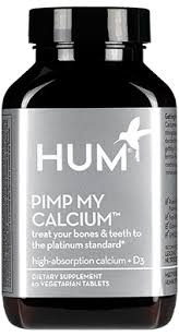 Best <b>Calcium</b> Supplement for Women - HUM Nutrition Pimp My ...