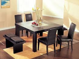 dining room tables chairs square: modern square dining table luxury dining room tables for farmhouse dining table