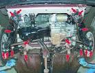 Ремонт задней подвески ваз 2108
