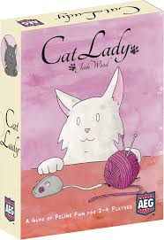 <b>Cat Lady</b> – ALDERAC ENTERTAINMENT GROUP