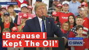 Video for Trump keeps Syrian oil
