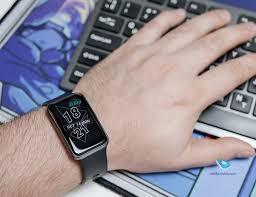 Mobile-review.com Обзор <b>Huawei Watch</b> Fit - для тех, кто любит ...