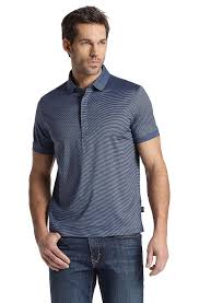 <b>BOSS</b> - <b>Stripe</b> polo shirt 'San Remo 05'