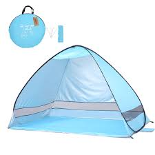 <b>Lixada Beach Tent Pop</b> Up Automatic Open Tent Awning Sunshelter ...
